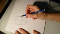 Dibujo  tips de proporciones.3gp
