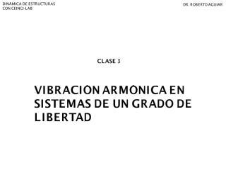 3.- Vibracion Armonica en Sistemas de 1GDL.pdf