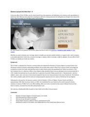 Divorce Lawyers For Men Part - II.docx