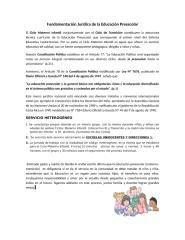 fundamentación jurídica de la educación preescolar.docx