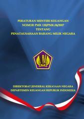 PMK No.120 Tahun 2007 Tentang Penatausahaan BMN.pdf