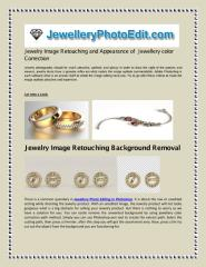 Jewelry Image Retouching and Appearance of  Jewellery color Correction.pdf