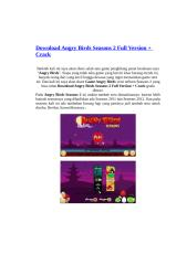 download angry birds seasons 2 full version.docx