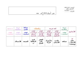 تخطيط اسبوعي الإدماج3doc.doc