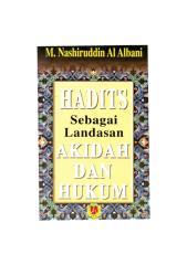 Hadits Sebagai Landasan Akidah dan Hukum.PDF